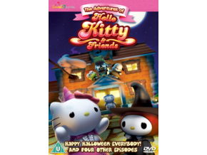 Adventures Of Hello Kitty And Friends - Happy Halloween Everybody (DVD)
