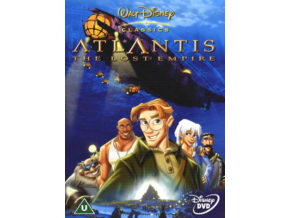 Atlantis (Disney) (DVD)