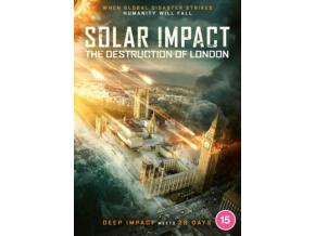 Solar Impact: The Destruction of London [2020] (DVD)