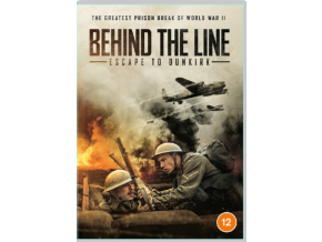 Behind the Line - Escape to Dunkirk (DVD)