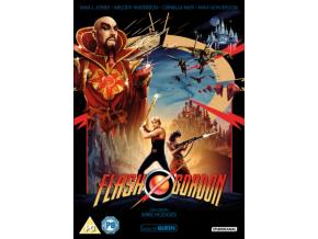 Flash Gordon (40th Anniversary Edition) [DVD]