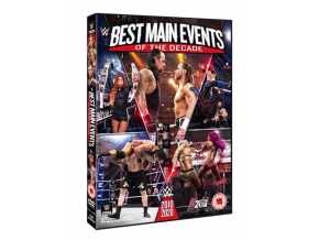 WWE: Best Main Events of the Decade 2010-2020 [DVD]