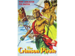 The Crimson Pirate (DVD)
