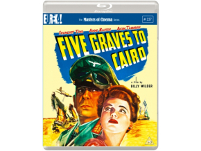 Five Graves To Cairo (Masters of Cinema) Blu-ray [2020]