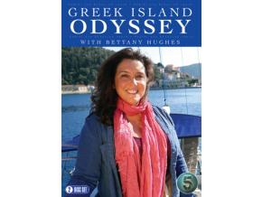 Greek Odyssey with Bettany Hughes (DVD)