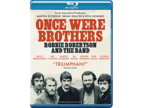 Once Were Brothers: Robbie Robertson and The Band - [Blu-ray]
