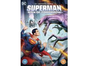 Superman: Man of Tomorrow [DVD] [2020]