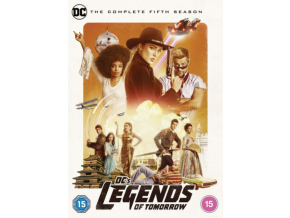 DC's Legends of Tomorrow: Season 5 [DVD] [2020]