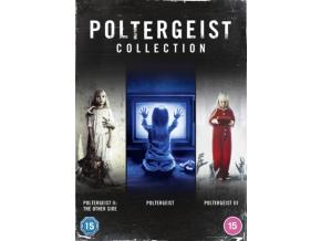 Poltergeist Trilogy DVD