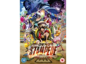 One Piece: Stampede (DVD)
