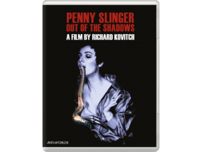 Penny Slinger: Out of the Shadows (Limited Edition) [Blu-ray] [2020]