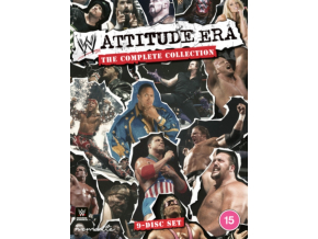 WWE: Attitude Era - The Complete Collection [DVD]