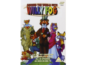 Willy Fog - Complete Collection (DVD)