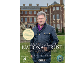 Secrets of the National Trust: Series 3 [DVD]