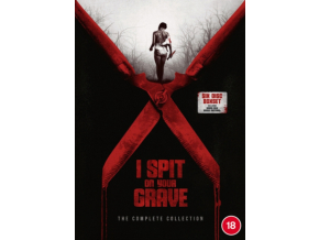 I Spit On Your Grave: The Complete Collection (Six Disc Box Set) [DVD] [2020]
