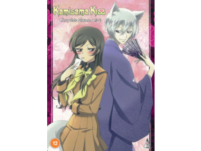 Kamisama Kiss S1 & S2 Complete Collection [DVD] [2020]