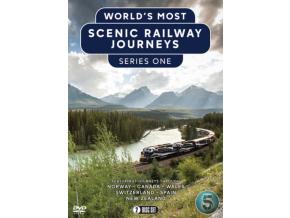 The World's Most Scenic Railway Journeys: Series 1 [DVD]