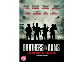 Brothers In Arms: The Making of Platoon [DVD] [2019]