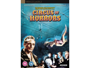 Circus of Horrors [DVD]