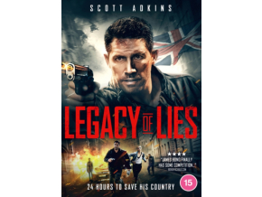 Legacy of Lies [DVD] [2020]
