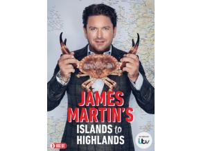 James Martin: Islands & Highlands [DVD]