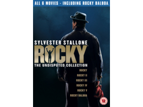 Rocky: The Undisputed Collection (DVD)