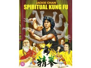 Spiritual Kung Fu [Blu-ray] [2020]