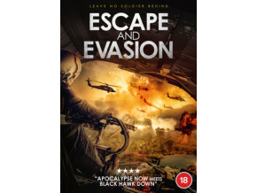 Escape And Evasion [DVD] [2020]