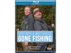 Mortimer & Whitehouse Gone Fishing: Series 3 (Blu-Ray)