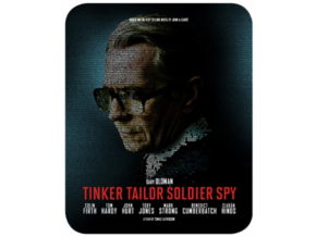 Tinker  Tailor  Soldier  Spy (Limited Edition Steelbook) (Blu-Ray & DVD)