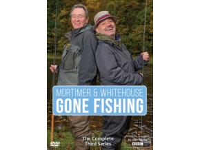 Mortimer & Whitehouse Gone Fishing: Series 3 [DVD]