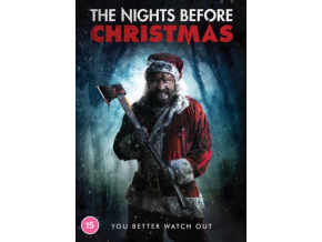 The Nights Before Christmas [DVD] [2020]