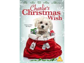 Charlie's Christmas Wish [DVD] [2020]