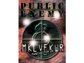 PUBLIC ENEMY - Revolverlution (DVD)