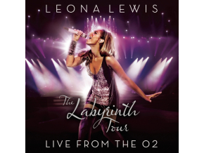 LEONA LEWIS - The Labyrinth Tour - Live From The O2 (DVD)