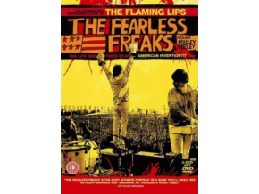 FLAMING LIPS - Fearless Freaks: The Life And Times Of An American Invention! (DVD)