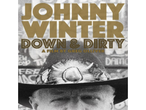 JOHNNY WINTER - Johnny Winter Down Dirty (DVD)