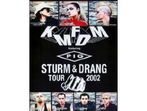 KMFDM - Sturm Und Drang Tour (DVD)