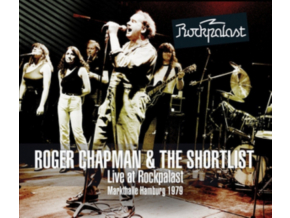 ROGER CHAPMAN - Live At Rockpalast (DVD)