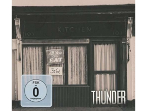 THUNDER - All You Can Eat (DVD)