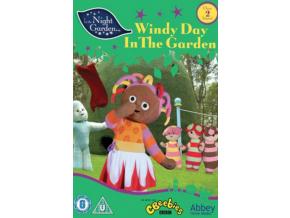 In The Night Garden Windy Day In The Garden (DVD)