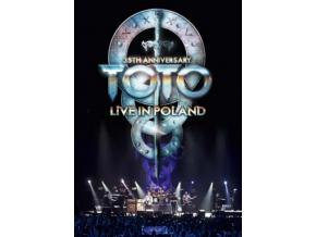 TOTO - 35Th Anniversary Tour Live In Poland (DVD)