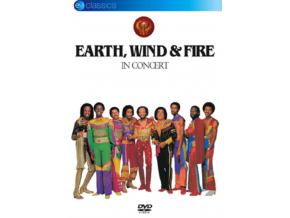 EARTH WIND & FIRE - In Concert (DVD)