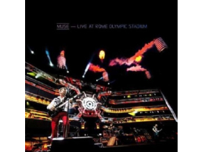 MUSE - Live At Rome Olympic Stadium (Blu-ray + CD)