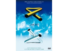 MIKE OLDFIELD - Tubular Bells 2 & 3 Live (DVD)