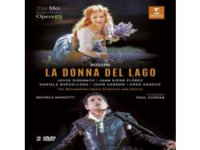JOYCE DIDONATO - Rossini/La Donna Del Lago (DVD)