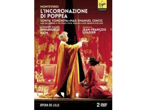 MONTIVERDI - Monteverdi/L Incoronazion (DVD)