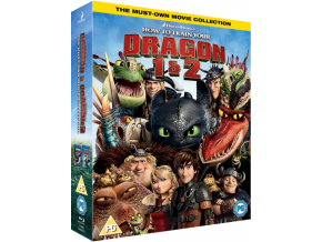 How to Train Your Dragon / How to Train Your Dragon 2 (Blu-ray)