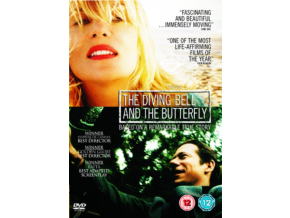 Diving Bell And The Butterfly (DVD)
