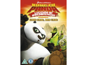 Kung Fu Panda  Good Croc Bad Croc (DVD)